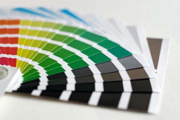 Imprenta Grafi Car - Colores pantone - Conoce nuestros servicios de impresión - Impresión offset - Colores personalizados en Barcelona