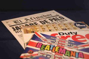 Impremta GrafiCar a l'Eixample de Barcelona - Flyers - fullets personalitzats - desplegables