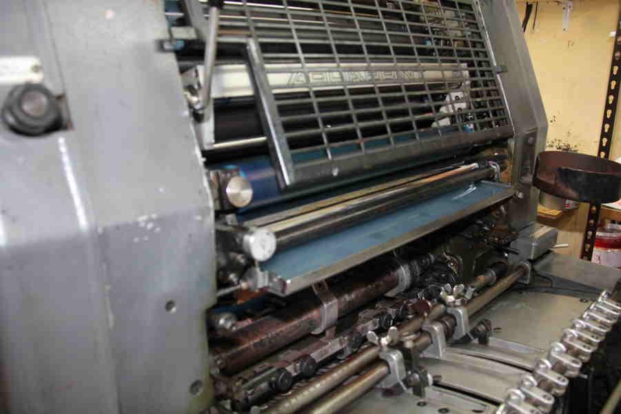 Imprenta GrafiCar - Impresión ófset en Barcelona - Impresión offset en Barcelona