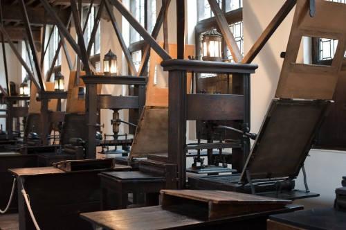 Imprena GrafiCar - Blog - Museo de la Imprenta Antwerp-Plantis- Museo de la Imprenta Amberes parte de la historia de la imprena