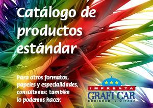 catalogo graficar
