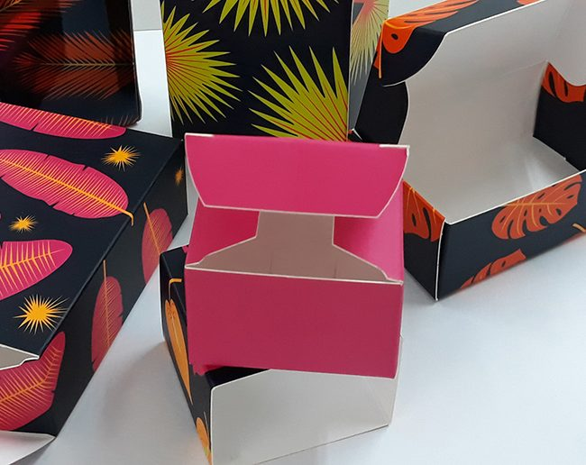 Packaging en Barcelona - Imprenta GrafiCar