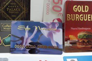 tarjetas plásticas 800 micras
