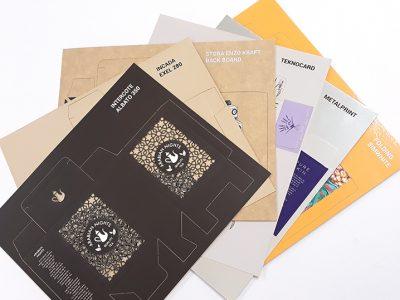soportes packaging